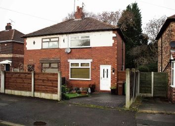Thumbnail 2 bed semi-detached house for sale in Woodbank Avenue, Bredbury, Stockport