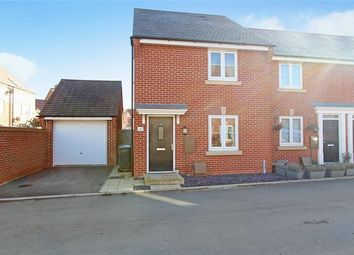 Thumbnail 3 bed end terrace house for sale in Little Linns, Marston Moretaine, Bedford