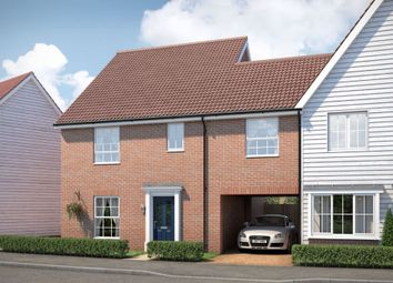 "Thumbnail 4 bedroom property for sale in ""The Ickworth"" at Yarrow Walk, Red Lodge, Bury St. Edmunds"