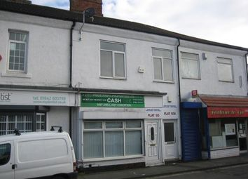 Thumbnail 3 bed flat for sale in 93/93A Skinner Street, Stockton-On-Tees, Cleveland