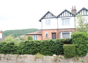 Thumbnail 3 bed semi-detached house for sale in Station Road, Woodmancote, Cheltenham