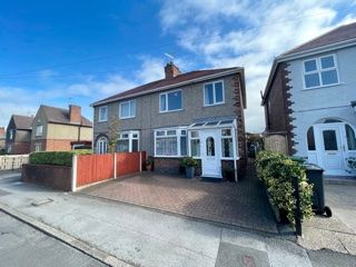 Thumbnail 3 bed semi-detached house for sale in Oakland Street, Alfreton
