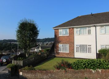 Thumbnail 2 bedroom flat to rent in Hemerdon Way, Plympton, Plymouth
