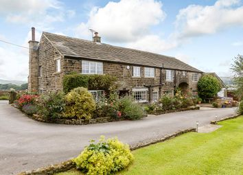Thumbnail 5 bed barn conversion for sale in Bents Lane, Wilsden, Bradford
