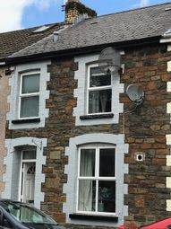 Thumbnail 2 bedroom terraced house to rent in Leslie Terrace, Porth
