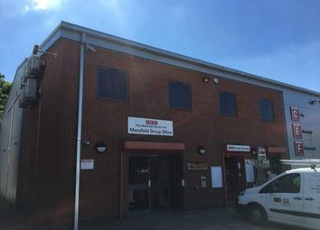 Thumbnail Office to let in First Floor, Coverdale Point, Lower Oakham Way, Mansfield