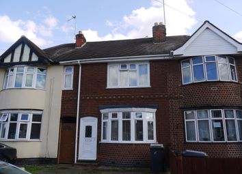 Thumbnail 3 bed town house to rent in Queniborough Road, Leicester