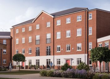 Thumbnail 2 bed flat for sale in Apt 5 Abbotsbury Court, Garden Square East, Dickens Heath