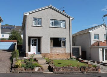 Thumbnail 4 bed property for sale in Rosefield Gardens, Uddingston, Glasgow