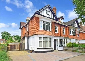 Thumbnail 2 bed flat for sale in Egmont Road, Sutton, Surrey