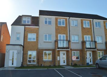 Thumbnail 3 bed town house for sale in Greatham Avenue, Whitewater Glade, Stockton-On-Tees