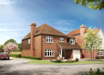 Thumbnail 4 bed detached house for sale in Queenswood Heights, Sandhurst, Berkshire