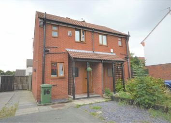 Thumbnail 2 bed semi-detached house to rent in Shewell Close, Tranmere, Birkenhead