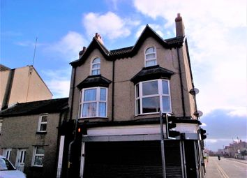Thumbnail 2 bed flat to rent in Wellington Road, Rhyl