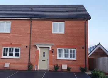 Thumbnail 2 bed end terrace house for sale in 12, Finning Avenue, Exeter