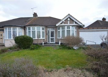 Thumbnail 2 bed semi-detached bungalow for sale in Roding Lane South, Redbridge, Essex