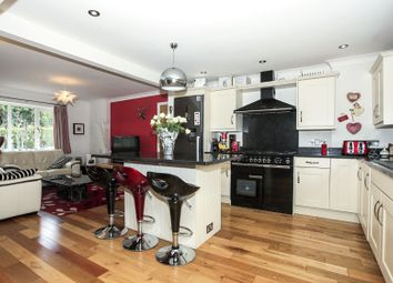 Thumbnail 4 bedroom detached house for sale in Hythegate, Werrington, Peterborough