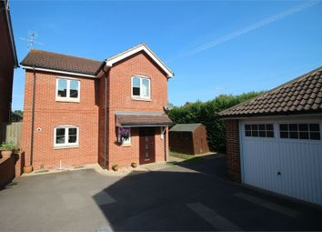Thumbnail 3 bed detached house for sale in Wellow Gardens, Oakdale, Poole, Dorset