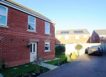Thumbnail 3 bed semi-detached house for sale in Mccormick Close, Bowburn, Durham