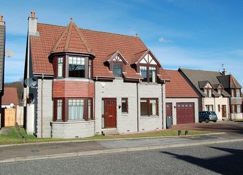 Thumbnail 4 bed detached house to rent in Macaulay Park, Aberdeen
