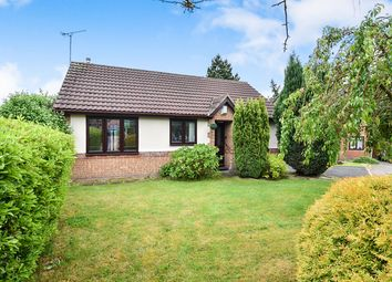 Thumbnail 2 bed detached bungalow for sale in Bramble Way, Kilburn, Belper