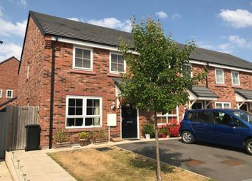 Thumbnail 2 bed terraced house for sale in Patrons Drive, Elworth, Sandbach