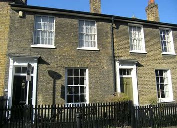 Thumbnail 2 bed terraced house to rent in King George Street, Greenwich, London