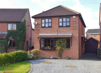 Thumbnail 4 bed detached house for sale in Raker Close, Wheldrake, York