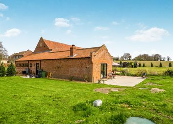 Thumbnail 4 bedroom barn conversion for sale in Kelling Road, Lower Bodham, Holt