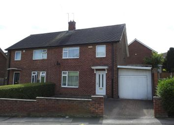 Thumbnail 3 bed semi-detached house for sale in Pedmore Valley, Nottingham