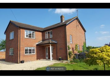 Thumbnail 4 bed detached house to rent in Wickfield Farm, Royal Wootton Bassett, Swindon
