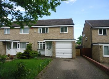 Thumbnail 3 bed semi-detached house to rent in Balmoral Road, Darlington