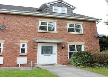 Thumbnail 3 bed town house to rent in Woodacre, Whalley Range, Manchester