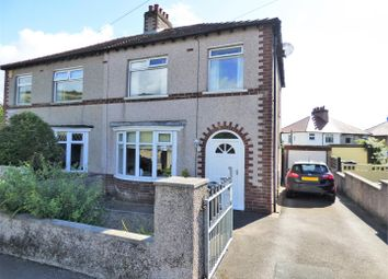 Thumbnail 3 bed semi-detached house for sale in Sand Lane, Warton, Carnforth