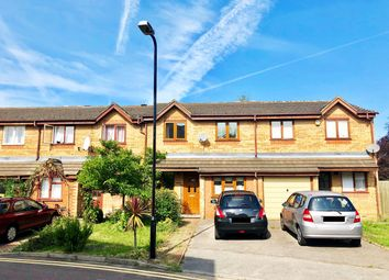 Thumbnail 3 bed terraced house for sale in Brindley Close, Wembley