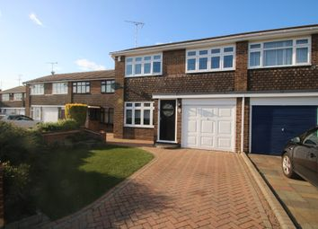 Thumbnail 3 bed semi-detached house for sale in Rectory Avenue, Ashingdon, Rochford