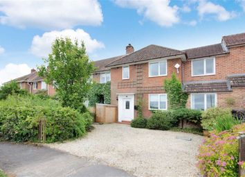 Thumbnail 4 bed terraced house for sale in Cambrai Road, Ridgeway View, Chiseldon, Swindon
