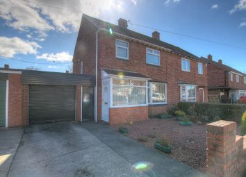 Thumbnail 3 bed semi-detached house for sale in Loweswater Road, Newcastle Upon Tyne