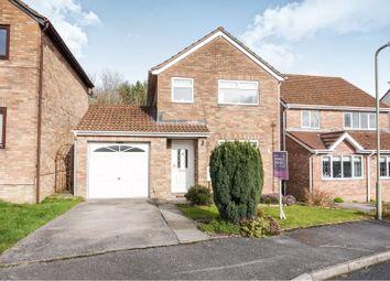 Thumbnail 3 bed detached house for sale in Ffordd Y Parc, Litchard, Bridgend