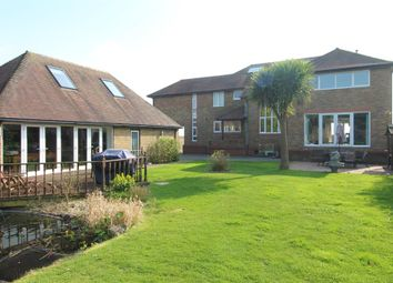 Thumbnail 5 bed detached house to rent in Marine Drive West, Barton-On-Sea, New Milton, Hampshire