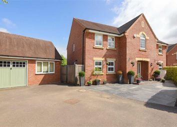 Thumbnail 5 bedroom detached house for sale in Alexandra Park, Wroughton, Wiltshire