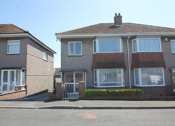 Thumbnail 3 bedroom semi-detached house for sale in Crownhill Road, Crownhill, Plymouth