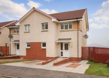 Thumbnail 3 bed semi-detached house for sale in Whitelees Road, Greenock
