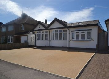 Thumbnail 3 bed detached bungalow for sale in Links Way, Croxley Green, Rickmansworth