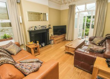 Thumbnail 4 bedroom terraced house for sale in Leybourne Road, Leytonstone, London