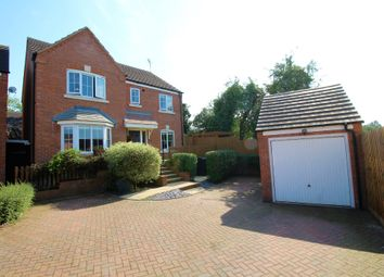 Thumbnail 4 bed detached house for sale in Bourchier Close, Coventry