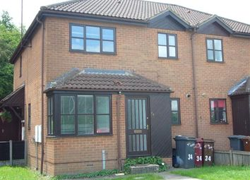 Thumbnail 1 bed property to rent in The Fairways, Scunthorpe