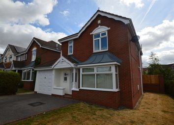 Thumbnail 4 bed property to rent in Slayley View Road, Barlborough, Chesterfield