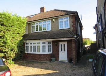 Thumbnail 3 bed semi-detached house for sale in Gidea Park, Romford, Essex