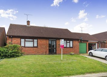 Thumbnail 3 bed detached bungalow for sale in Claxtons Close, Mileham, King's Lynn